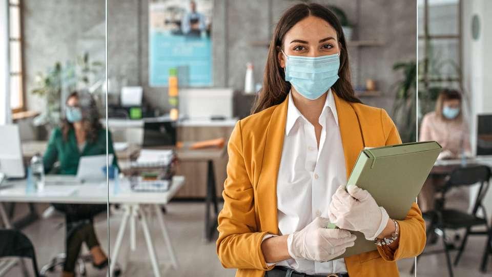 Mascherine nei luoghi di lavoro: ecco quale scegliere